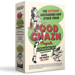 Food Chain Magnate: The Ketchup Mechanism and Other Ideas Expansion Set (Pre-Order)