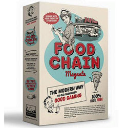 Food Chain Magnate (Pre-Order) - Boardlandia