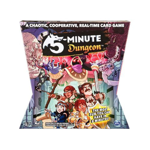5 Minute Dungeon