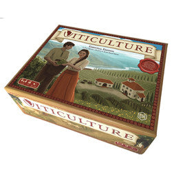 Viticulture: Essential Edition - Boardlandia