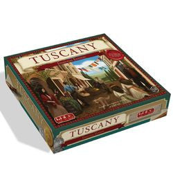Tuscany: Essential Edition - Boardlandia