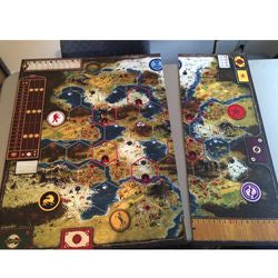 Scythe - Game Board Extension - Boardlandia