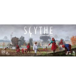 Scythe: Invaders From Afar - Boardlandia