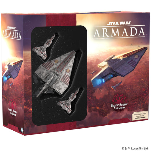 Star Wars Armada: Galactic Republic Fleet Starter