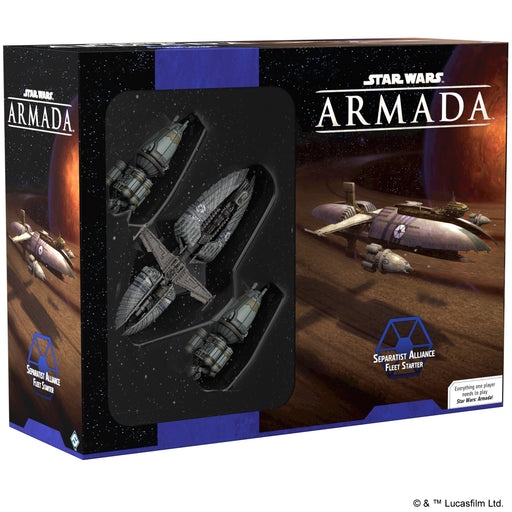 Star Wars Armada: Separatist Alliance Fleet Starter (Pre-Order)