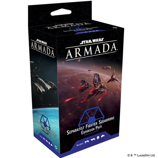 Star Wars Armada: Separatist Fighter Squadrons Expansion Pack (Pre-Order)