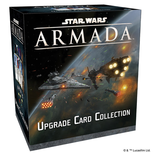Star Wars Armada: Upgrade Card Collection (Pre-Order)