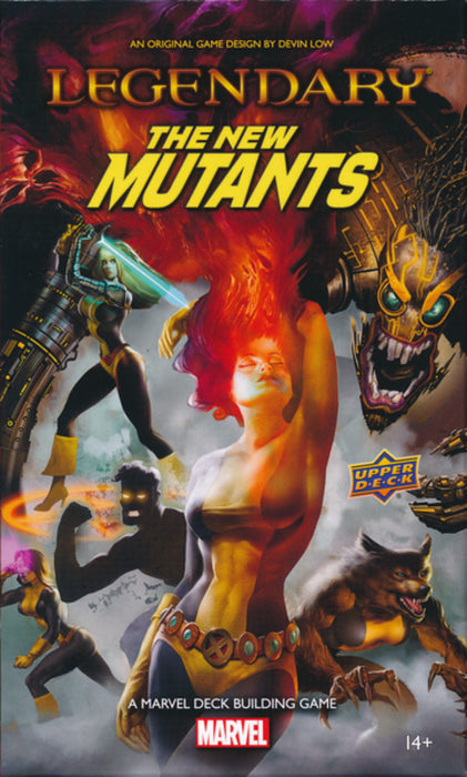 Legendary: The New Mutants Expansion