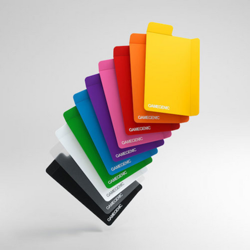 Flex Card Dividers: Multicolor