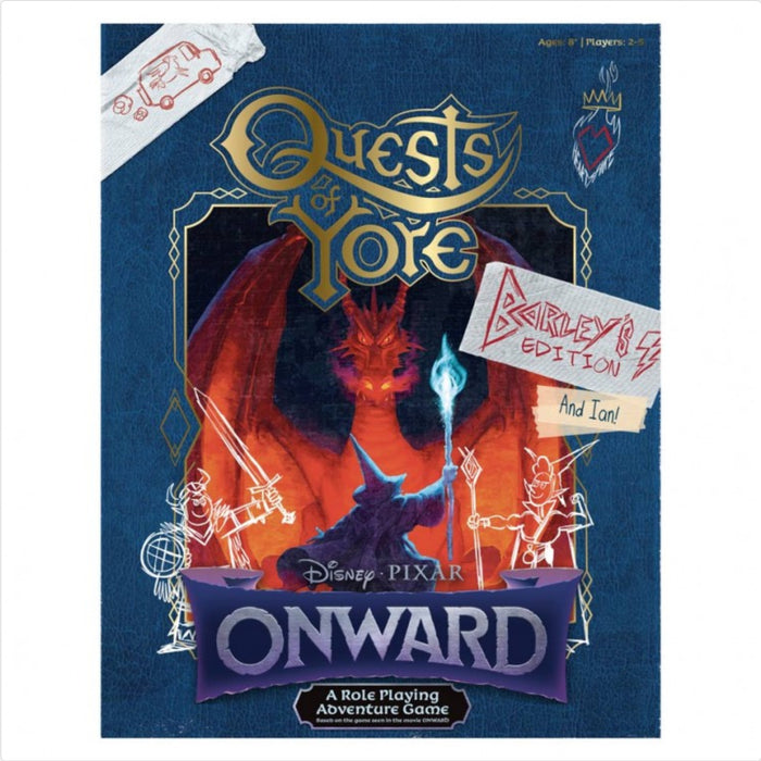 Onward Quests of Yore (Pre-Order)