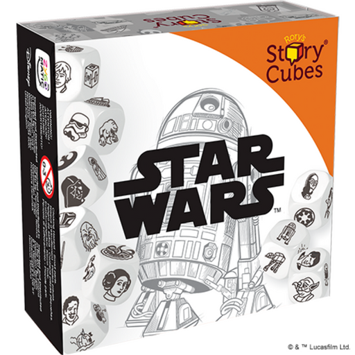 Star Wars: Rory's Story Cubes (Box) (Pre-Order)