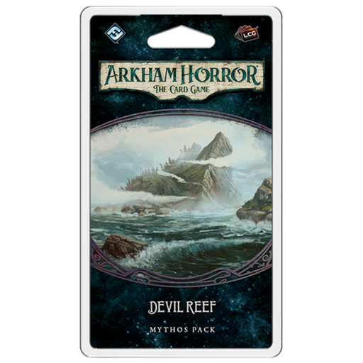 Arkham Horror LCG: Devil Reef Mythos Pack (Pre-Order)