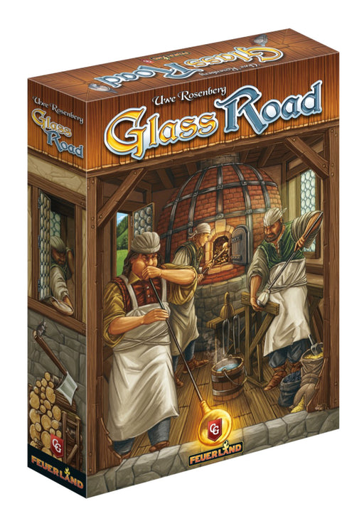 Glass Road (with Promos) (Pre-Order)