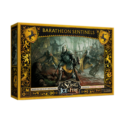 A Song of Ice & Fire: Baratheon Sentinels (Pre-Order)