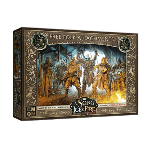A Song of Ice & Fire: Free Folk Attachments #1 (Pre-Order)