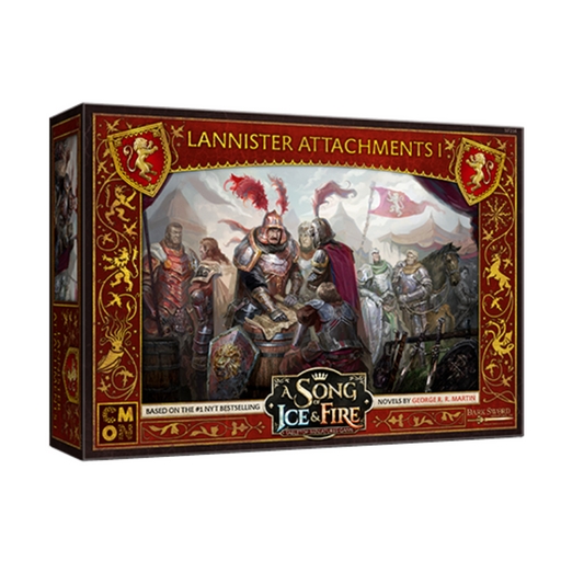 A Song of Ice & Fire: Lannister Attachments #1 (Pre-Order)