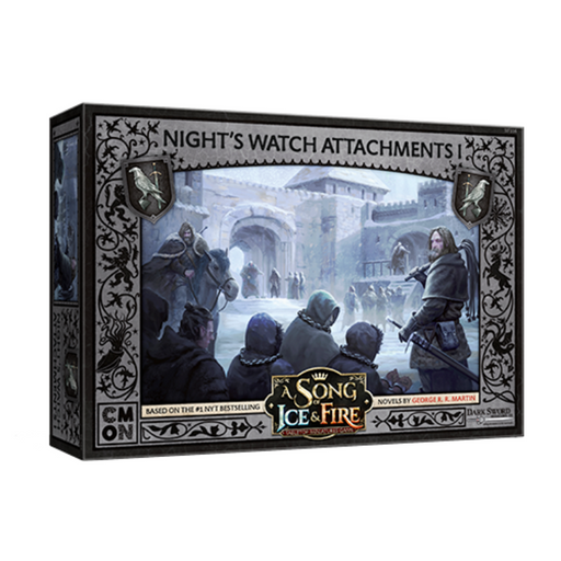 A Song of Ice & Fire: Night's Watch Attachments #1 (Pre-Order)