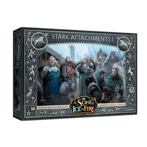 A Song of Ice & Fire: Stark Attachments #1 (Pre-Order)