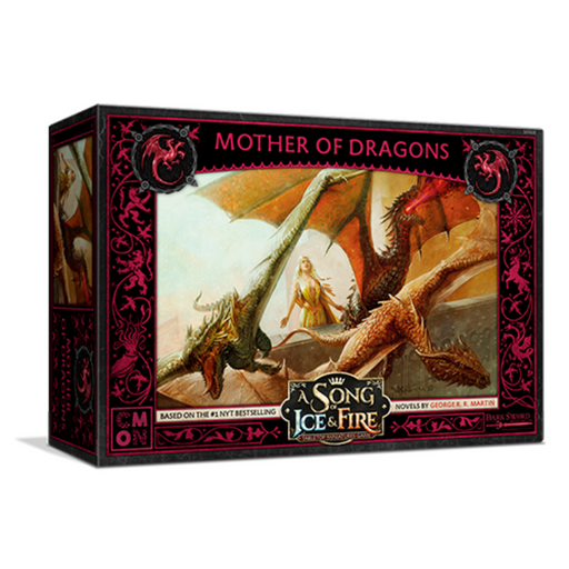 A Song of Ice & Fire: Targaryen Mother of Dragons (Pre-Order)