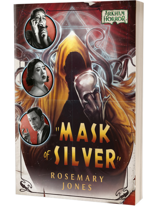 Arkham Horror: Mask of Silver (Pre-Order)
