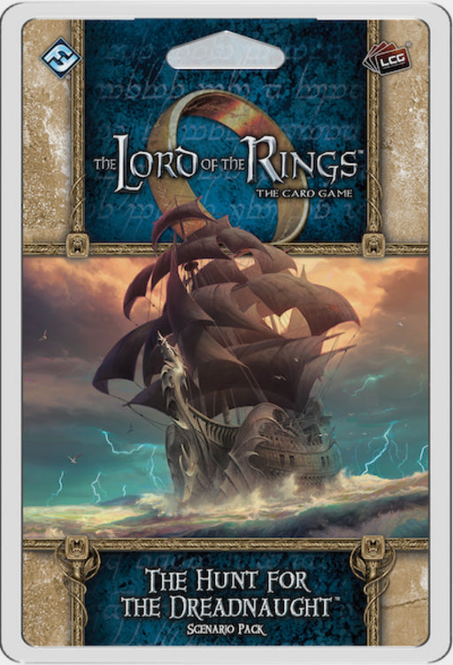 Lord of the Rings LCG: The Hunt for the Dreadnaught Scenario Pack (Pre-Order)