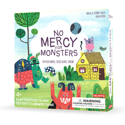 No Mercy for Monsters (Pre-Order)
