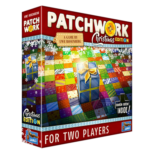 Patchwork Christmas Edition (Pre-Order)