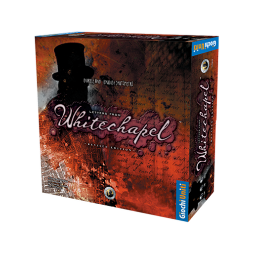 Letters from Whitechapel (Pre-Order)
