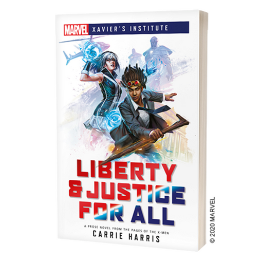 Marvel: Xavier's Institute - Liberty & Justice for All (Pre-Order)