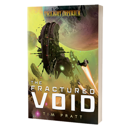 Twilight Imperium: The Fractured Void Novel (Pre-Order)
