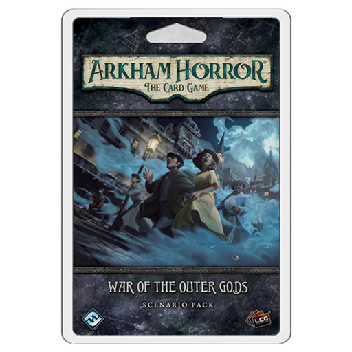 Arkham Horror LCG - War of the Outer Gods (Re-Print Pre-Order)