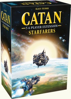 Catan Starfarers: 5-6 Player Extension
