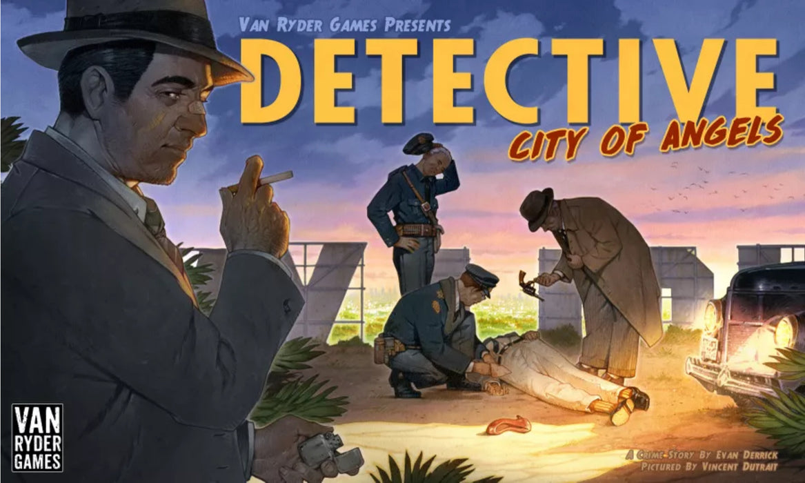 Detective: City of Angels (Pre-Order)