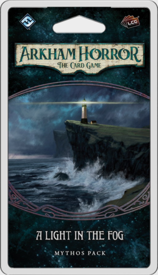 Arkham Horror LCG: A Light in the Fog Mythos Pack (Pre-Order)