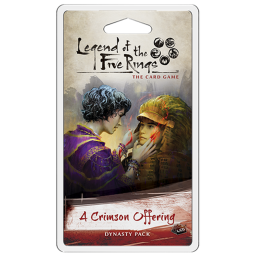Legend of the Five Rings LCG: A Crimson Offering (Pre-Order)