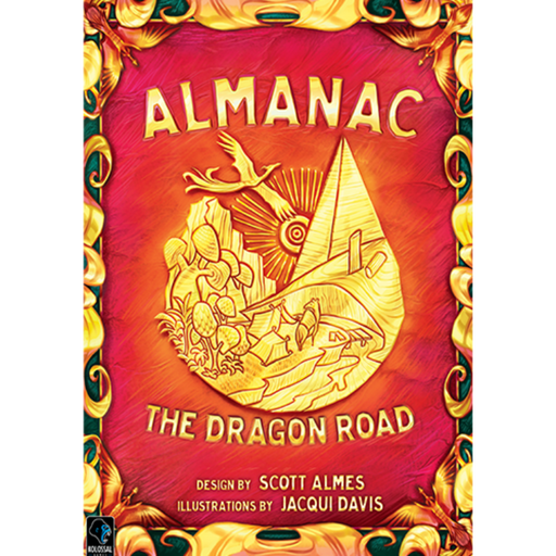 Almanac: The Dragon Road (Pre-Order)