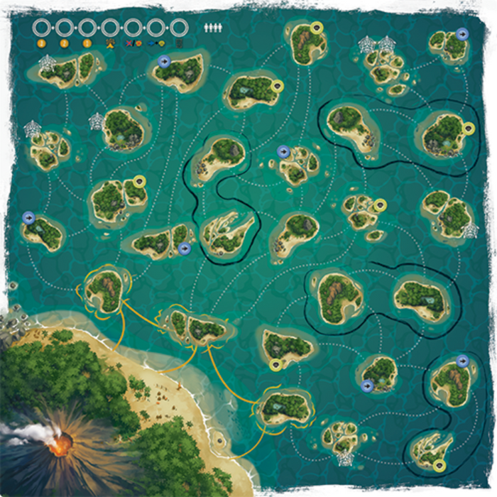 Polynesia Map Expansion (Pre-Order)