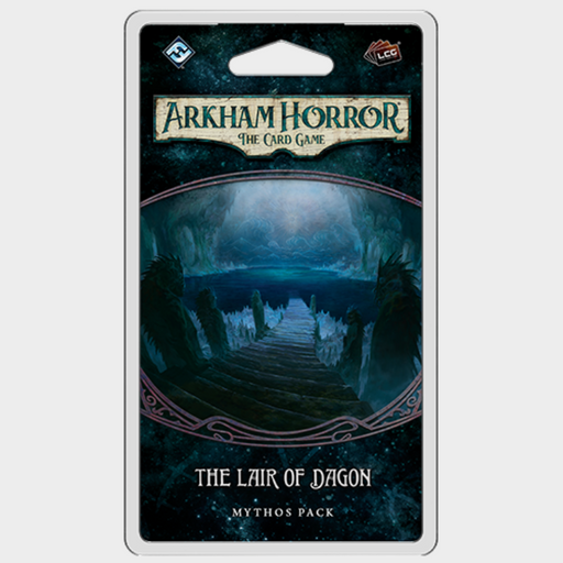 Arkham Horror LCG: The Lair of Dagon Mythos Pack (Pre-Order)