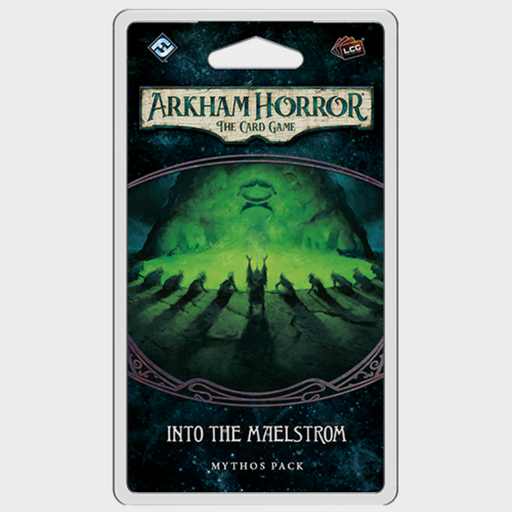 Arkham Horror LCG: Into the Maelstrom Mythos Pack (Pre-Order)