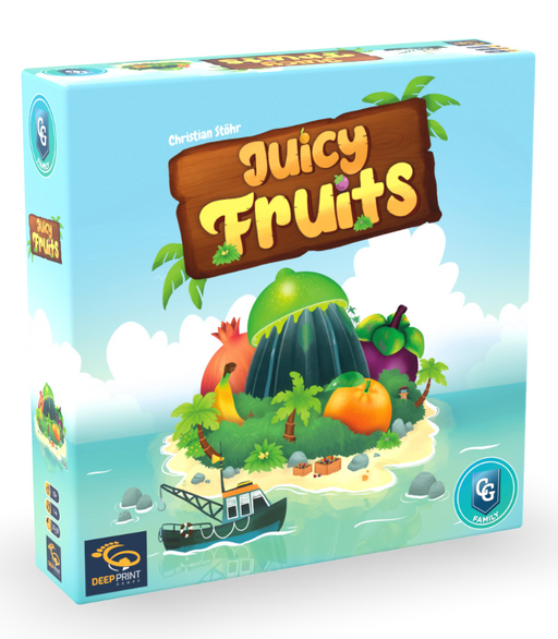 Juicy Fruits (Pre-Order)