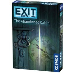 Exit The Game - The Abandoned Cabin - Boardlandia
