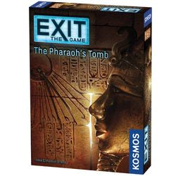 Exit The Game - The Pharaoh's Tomb - Boardlandia