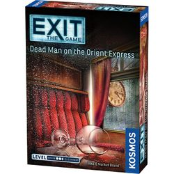 Exit The Game - Dead Man on the Orient Express