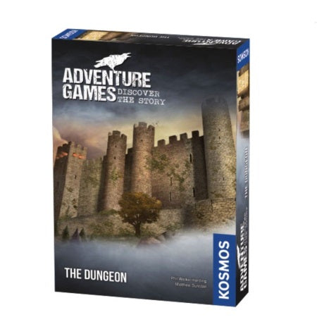 Adventure Games: The Dungeon (Pre-Order)