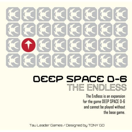 Deep Space D-6: The Endless Expansion (Pre-Order)
