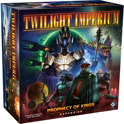 Twilight Imperium Fourth Edition: Prophecy of Kings (Pre-Order)