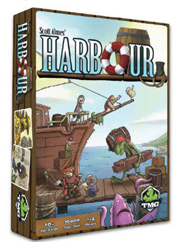 Harbour - Boardlandia