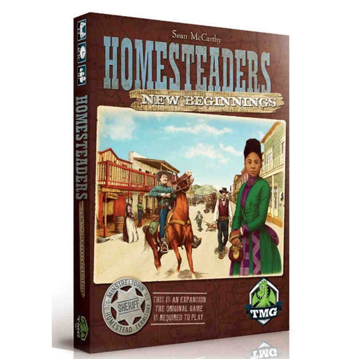 Homesteaders: New Beginnings Expansion