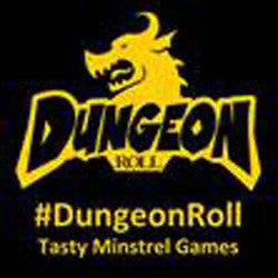 "Dungeon Roll: Booster #2 ""Legends"" - Boardlandia"