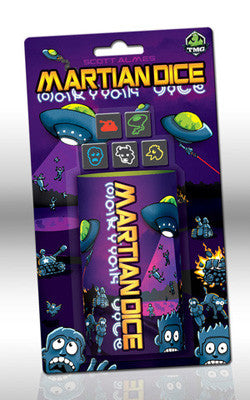 Martian Dice - Boardlandia